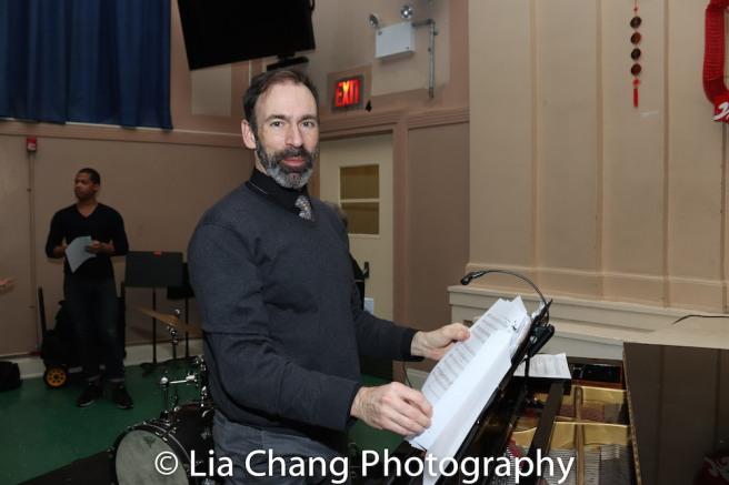 Tom Conroy. Photo by Lia Chang