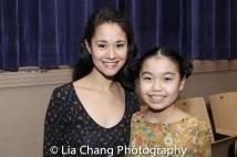 Ali Ewoldt, Rika Nishikawa. Photo by Lia Chang