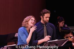 Christiane Noll and Colin Hanlon. Photo by Lia Chang