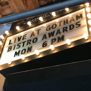 2018-3-12 33rd Bistro Awards. Photo by Lia Chang-14