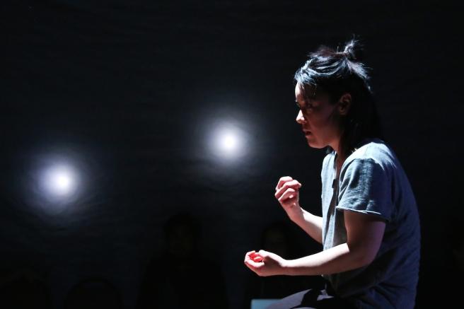 Anna Ishida. Photo by Mireya Acierto