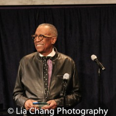 George Faison. Photo by Lia Chang