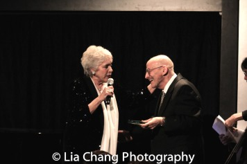 Marta Sanders and Roy Sander. Photo by Lia Chang
