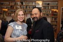 PASSION REUNION - Amy Justman and Orville Mendoza. Photo by Lia Chang