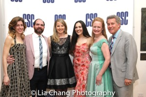 Elisa Winter, David Michael Garry, Jessica Tyler Wright, Katrina Yaukey, Megan Loomis, Keith Buterbaugh. Photo by Lia Chang