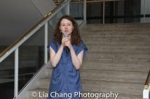 Bronwen Sharp. Photo by Lia Chang