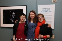 Sheree Sharp, Bronwen Sharp and Kim Depole. Photo by Lia Chang