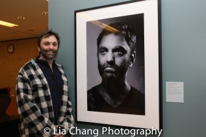Christopher Shinn. Photo by Lia Chang