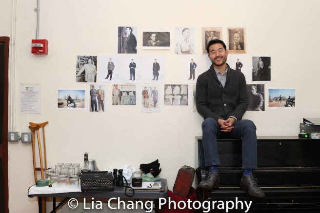 Daniel K. Isaac. Photo by Lia Chang