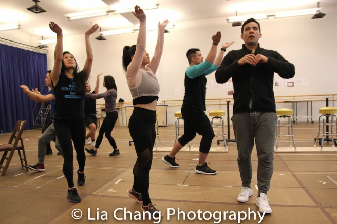 Daniel May, Kristen Faith Oei, Paul HeeSang Miller, Jaygee Macapugay, Geena Quintos, Jon Hoche, Conrad Ricamora. Photo by Lia Chang