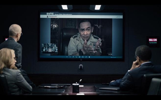 "Jojo Gonzalez asGeneral Ramon Purisima in CBS'sMADAM SECRETARY -- ""Break in Diplomacy"" (2017)"
