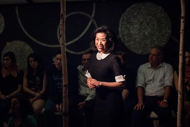 Vanessa Kai in KPOP. Photo: Ben Arons.