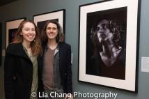 Mona Pirnot and Lucas Hnath. Photo by Lia Chang