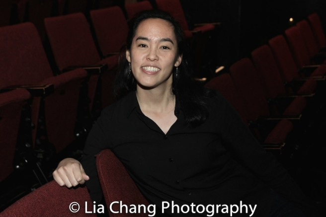 Lauren Yee. Photo by Lia Chang