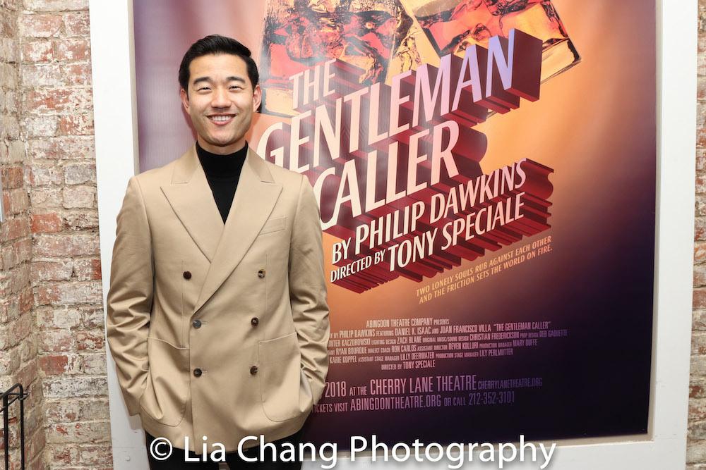Daniel K. Isaac. Photo by Lia Chang