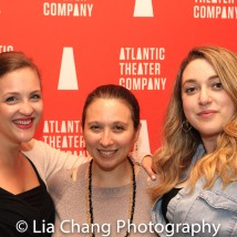 Claire Graves, Abby Katz and Ali Zinman. Photo by Lia Chang