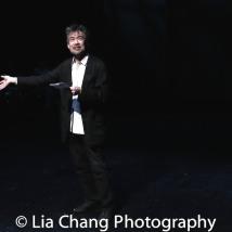 David Henry Hwang. Photo by Lia Chang