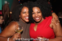 Ambe Williams, Aurelia Williams. Photo by Lia Chang