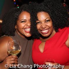 Ambe Williams, Aurelia Williams. Photo by Lia Chang