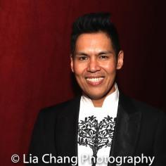 Clint Ramos. Photo by Lia Chang
