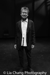 David Henry Hwang. Photo by Lia Chang