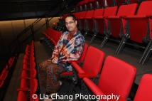 Director Ed Sylvanus Iskandar. Photo by Lia Chang