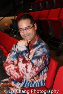 Director Ed Sylvanus Iskandar. Photo by Lia Chang