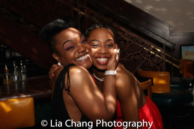 Kenita R. Miller and Hailey Kilgore. Photo by Lia Chang