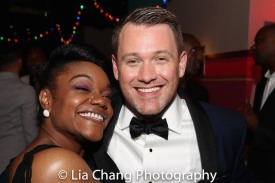 Kenita R. Miller and Michael Arden. Photo by Lia Chang