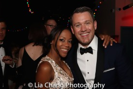 Assistant Director NIkki M. James and Director Michael Arden. Photo by Lia Chang