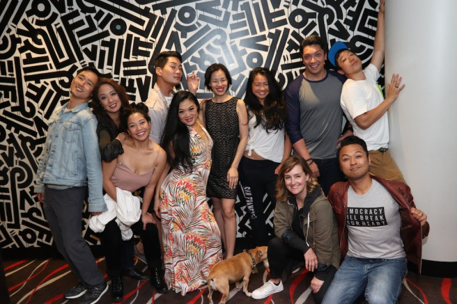 Daniel May, Jaygee Macapugay, Geena Quintos, Austin Ku, Kristen Faith Oei, Lia Chang, Emily Stillings, Kara Guy, Jon Hoche, Raymond J. Lee and Billy Bustamante.