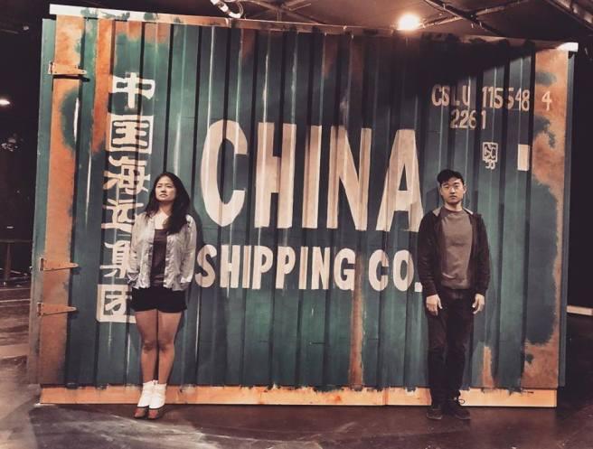 Shannon Tyo and Daniel K. Isaac