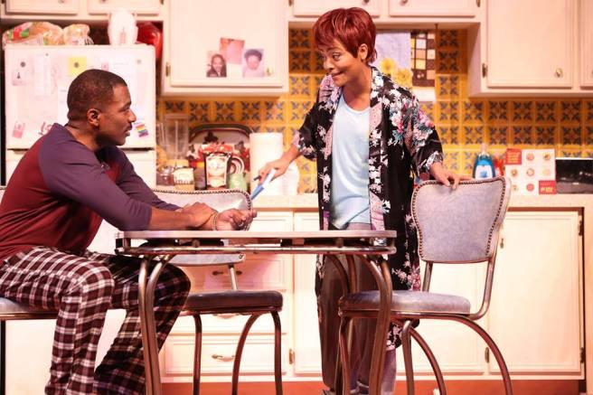 Gilbert Glenn Brown and Tinahse Kajese-Bolden. Brenda Nicole Photography