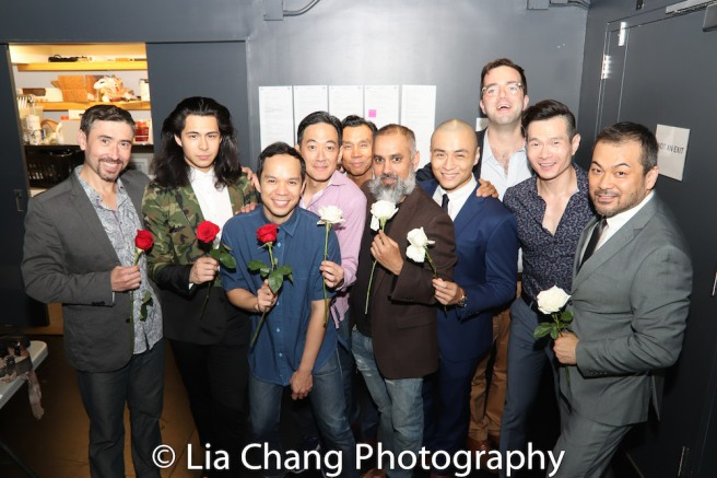 John D. Haggerty, Michelangelo Hyeon, Jon Norman Schneider, Paul Juhn, Ron Domingo, Rajesh Bose, David Huynh, Stephen Brown-Fried, James Seol and David Shih. Photo by Lia Chang