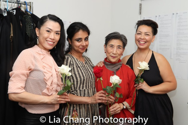 Vanessa Kai, Mahira Kakkar, Wai Ching Ho and Sophia Skiles. Photo by Lia Chang