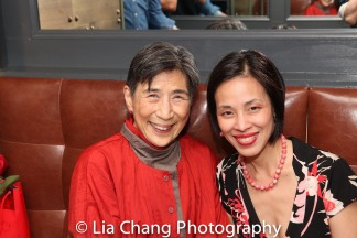 Wai Ching Ho and Lia Chang. Photo by Garth Kravits