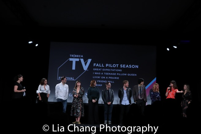 Zelda Williams, Stefan Georgiou, Pip Swallow, Pamela Bob, Garth Kravits, Esteban Uribe, Elijah Goh, Claire Coffee, Bridget Maloney, Kristin Slaysman. Photo by Lia Chang