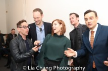 -Garth Kravits, Lucas Van Engen, Pamela Bob, Paul Moon and Matt W. Cody. Photo by Lia Chang