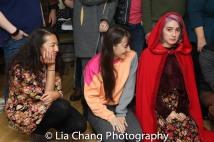 Laura Yen Solito (Cinderella's Mother), Katie Mariko Murray (Cinderella), Alex Chester (Little Red Ridinghood). Photo by Lia Chang