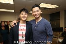 Daniel J. Edwards and Karl Josef Co. Photo by Lia Chang