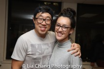 Raymond J. Lee (The Baker) and Joanna Carpenter (Baker's Wife). Photo by Lia Chang
