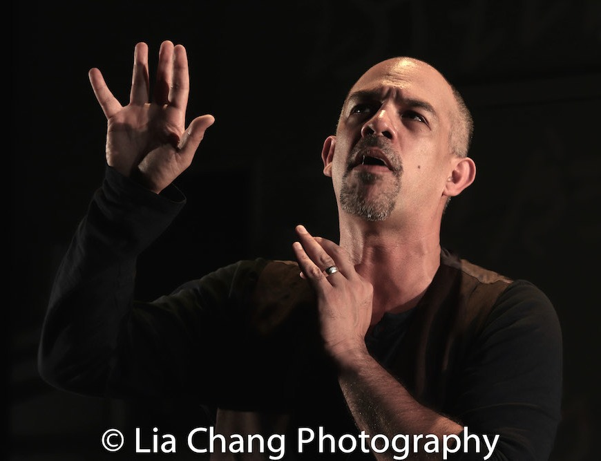Orlando Pabotoy. Photo by Lia Chang