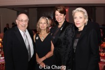Supporters of NYHS with Louise Mirrer, President and CEO, New-York Historical Society. Photo by Lia Chang