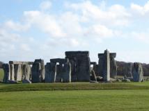 Stonehenge. Photo by Lia Chang
