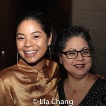 Eva Noblezada and her mom, Angie Noblezada. Photo by Lia Chang