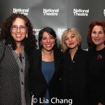 Mara Isaacs, Rachel Chavkin, Anais Mitchell and Dale Franzen. Photo by Lia Chang