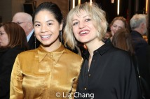 Eva Noblezada and Anais Mitchell. Photo by Lia Chang