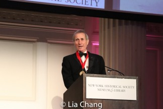 Honoree Jim Dale. Photo by Lia Chang