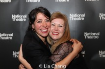 Director Rachel Chavkin and Associate Director Maria Crocker. Photo by Lia Chang