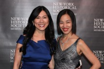 Honoree Dr. H.M. Agnes Hsu-Tang and Lia Chang. Photo by Andy Chen